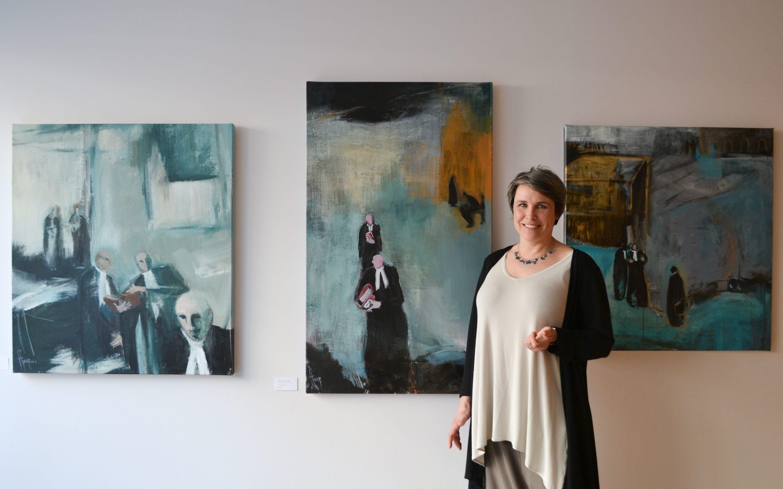 Découvrez les oeuvres de Francesca Trop